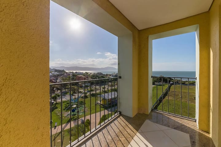 Suite Top 60m2 great sea view in resort ILC3415