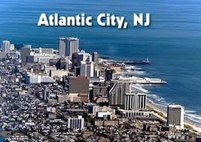 Atlantic City Best Bedroom Shared Apartment