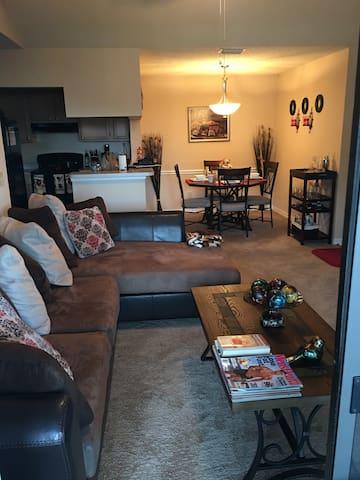 cozy, clean and quiet lakeview apartment - Orange Park - Pis