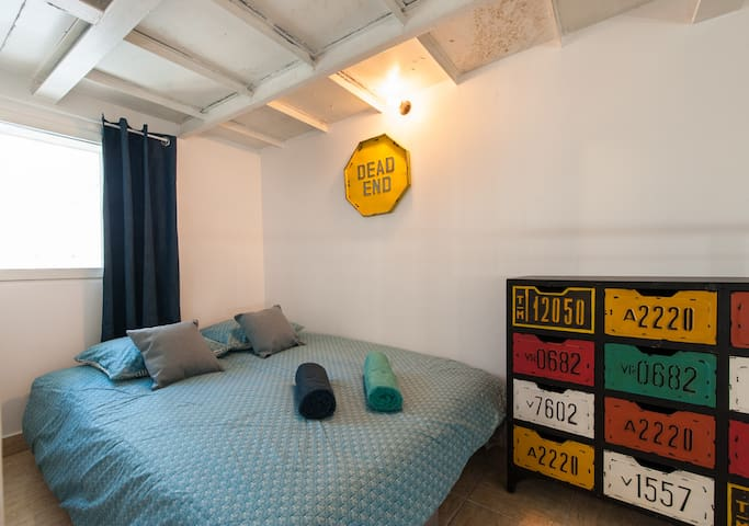 espace nuit n°2 canapé lit