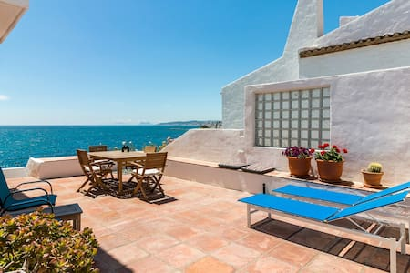 Amazing beachfront luxury villa at Bahia Dorada