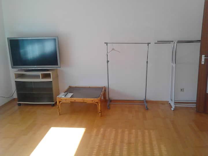 Helle Wohnung ca. 43 qm in Bad Wörishofen