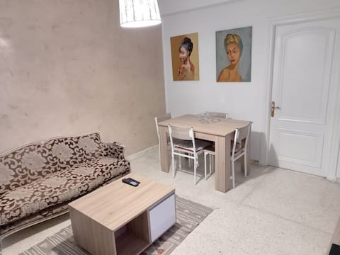 Entirely renovated apartment in a calm area