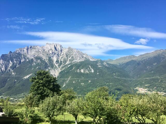 Casetta in montagna