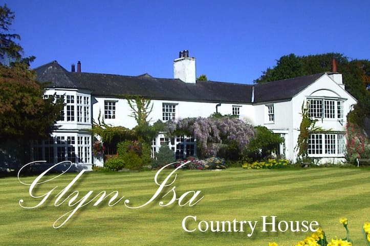 Glyn Isa 17th Century Country House B&B - Rowen - Bed & Breakfast