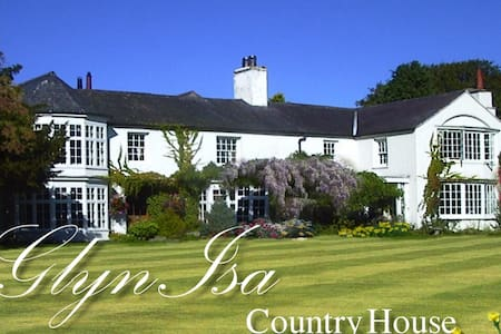 Glyn Isa 17th Century Country House B&B - Rowen