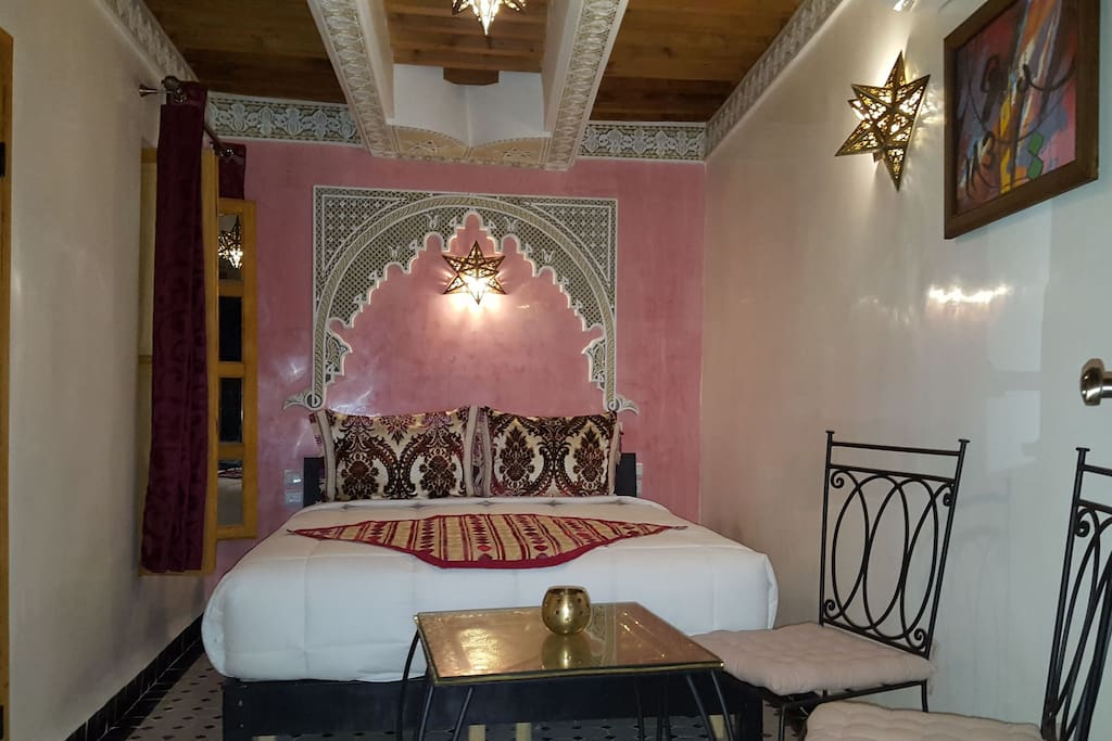 suite andalousse et henna