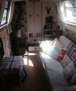 sweet, quirky narrowboat, Lancashire- come aboar! - Hoghton