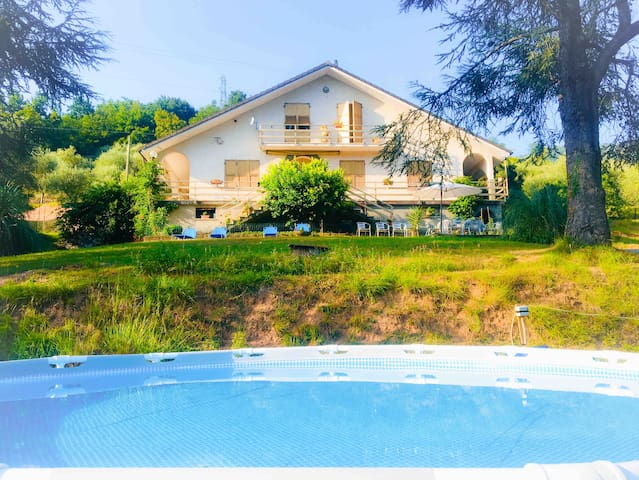 Buenavista Home - 9 posti letto e giardino
