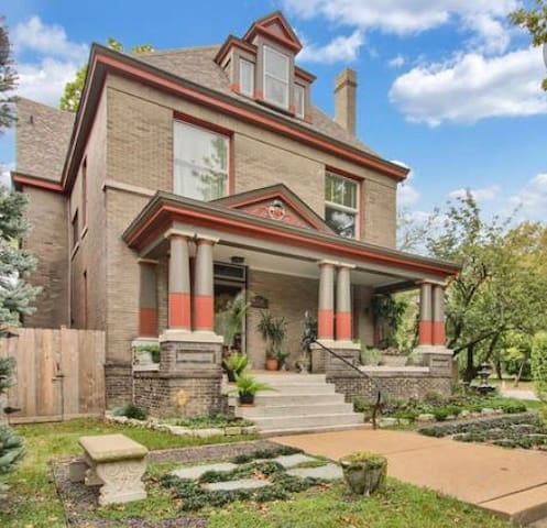 Gorgeous century-old updated home near downtown