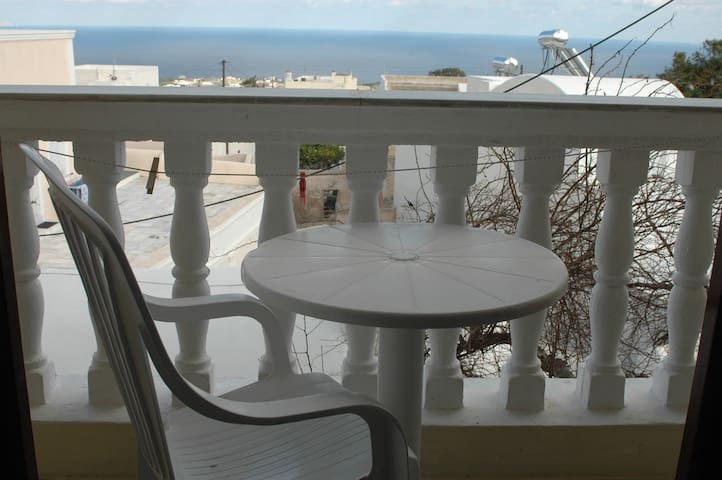 Twin room in the centre of Fira - Thera - Bed & Breakfast