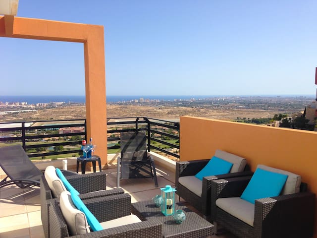 NEW/MODERN - LovelyOasis Azul - Sea & Golf Views - Alicante