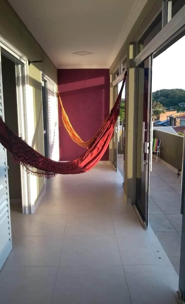 Apartamento de praia Ponta da Barra em Laguna SC