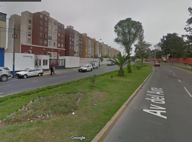 Departamento Amoblado en Condominio el Aire
