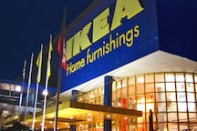 Southeast Asia Biggest IKEA in JB. 5 min driving from this unit.