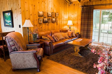 The Cabin at Summerfield Farms - Summerfield - Cabin