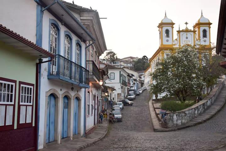 Casa da Varanda - Ouro Preto - Casa