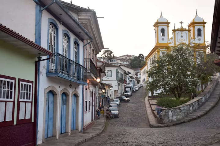 Balcony House - Ouro Preto - House