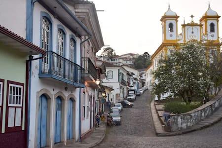 Balcony House - Ouro Preto - บ้าน