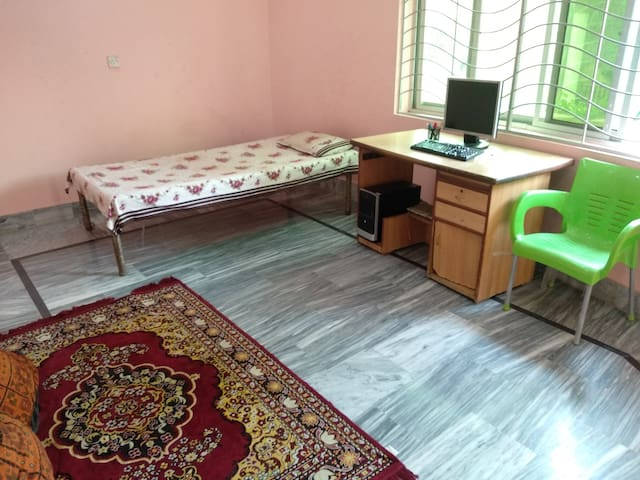 Private room in Sialkot with attached bathroom