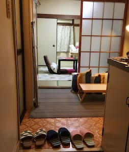 일본의 전통맛을 느낄수있는 다다미방입니다 TATAMI room - 江戸川