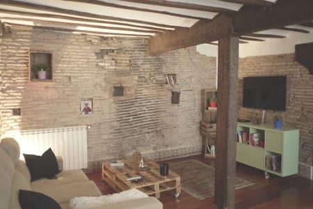 Lovely room in the city center - Logroño - Loft
