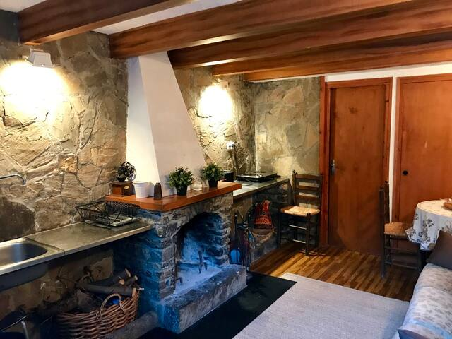 Mountain House & Apartment