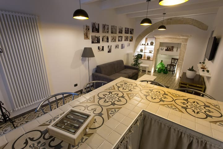 Salotto Boccolicchio