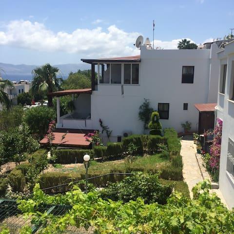 Summer villa in Bodrum, Akyarlar - Akyarlar Köyü