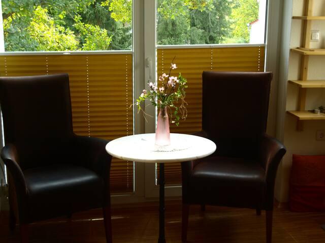 Schöne Wohnung mit Balkon in ruhiger Lage