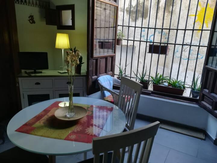 Precioso apartamento en pleno albaycin granadino
