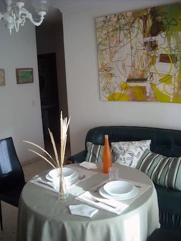 Apartamento playa de Punta Umbría - Punta Umbría - Apartamento