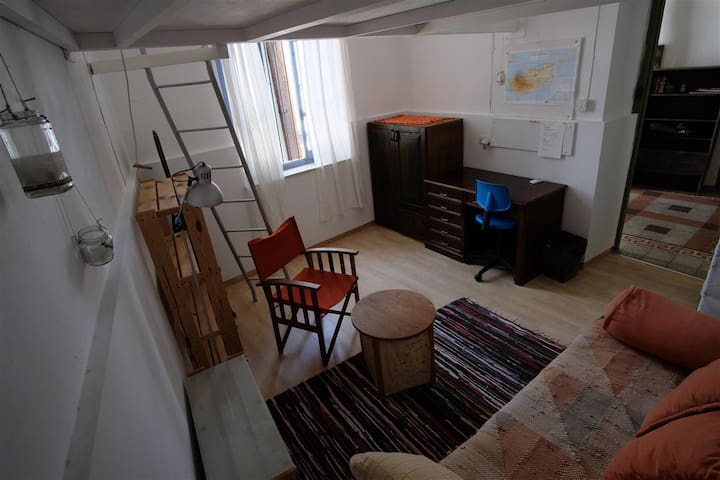 HOLIDAY room 1 in old nicosia