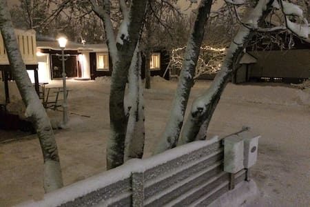 Stay in your own guest house in Kiruna. - 基律纳(Kiruna) - 宾馆