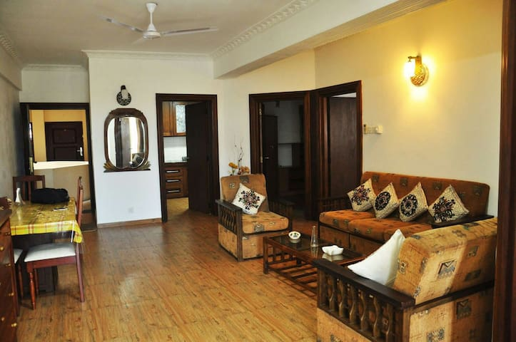 Cozy Apartment right in the city - Colombo - Apartemen