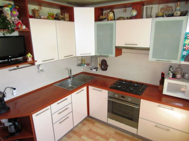 Cozy apartments in Minsk - มินสค์