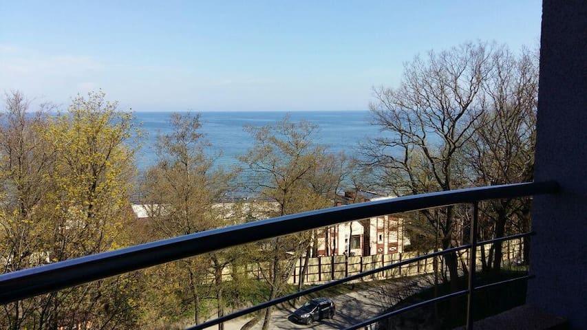 Квартира с видом на море - Pionerskiy - Wohnung
