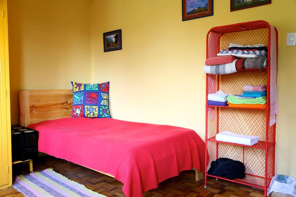 Habitación Cotopaxi - Solaria