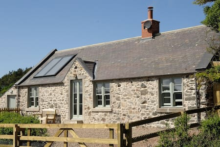 Cosy Cottage with Breathtaking Panoramic Views! - Cornhill-on-Tweed - 一軒家