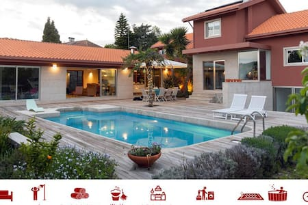 Private Countryside Villa near Porto - spa&pool