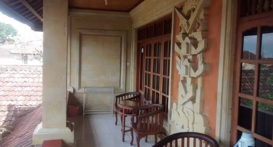 Two bedroom homestay in Ubud Centre