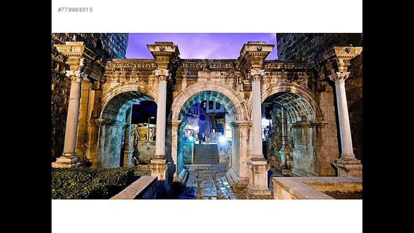 Oldtown Kaleiçi Antalya