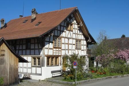 Zimmer in Riegelhaus - 20 min bis Zürich - Bubikon