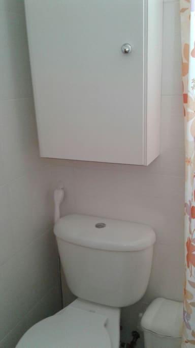 Baño higiénico