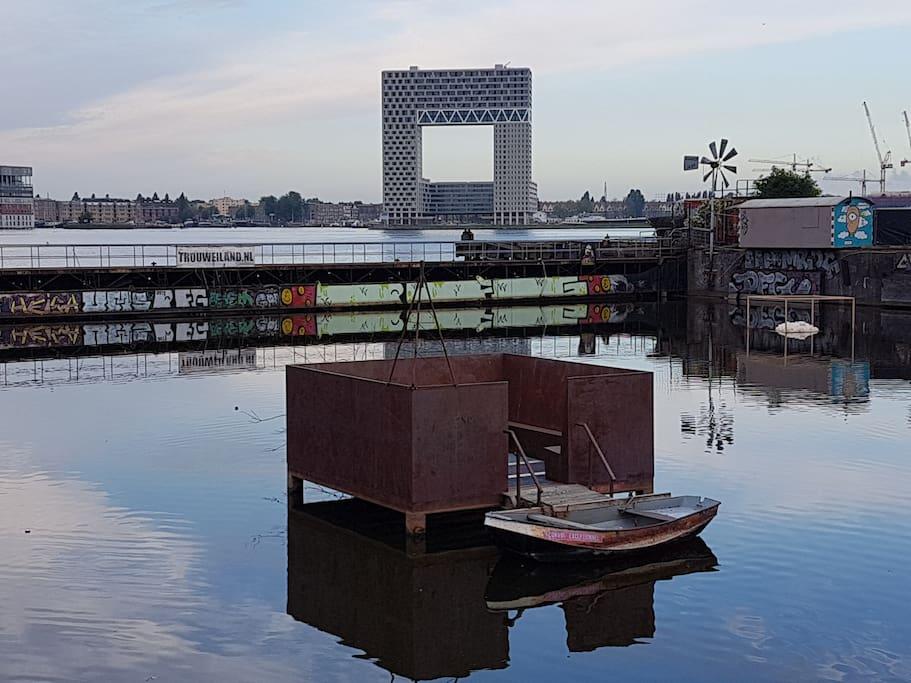 NDSM Amsterdam-Noord
