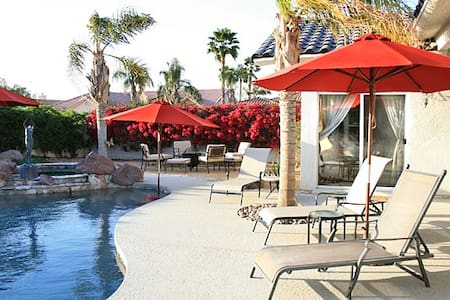 Nirvana... Heaven on Earth - Palm Desert
