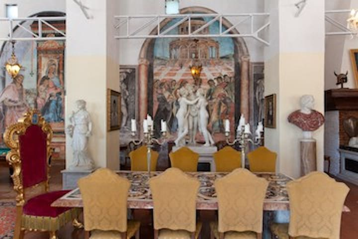 Castello Scandeluzza