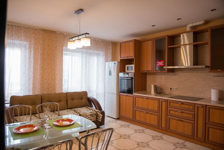 Business class apartment in the center of Irkutsk