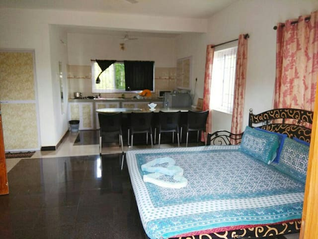 Casa à Beira-Mar Studio 1, Perfect Holiday Getaway