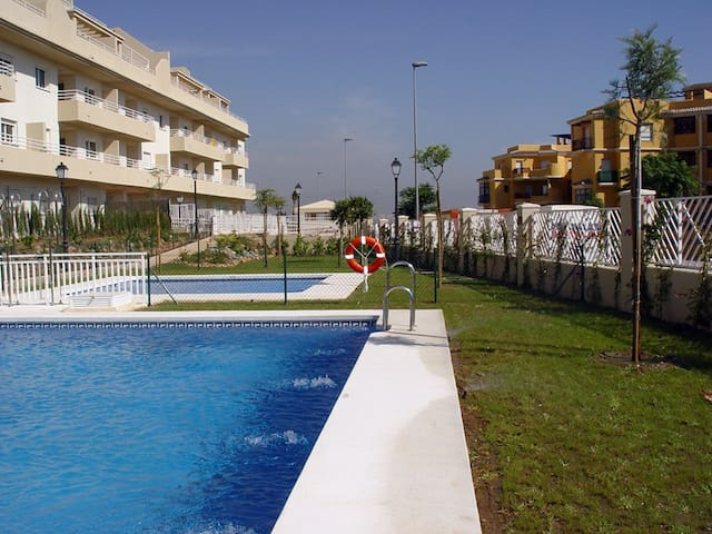 Free airport  transfer. Private bathroom. - Málaga - Appartement